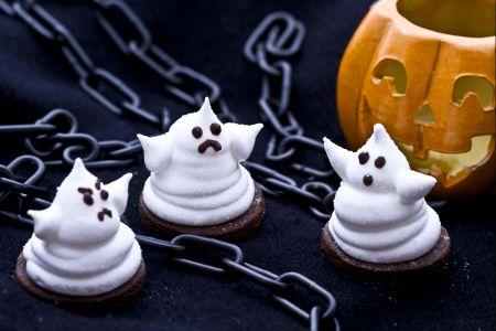 fantasmi di marshmallow