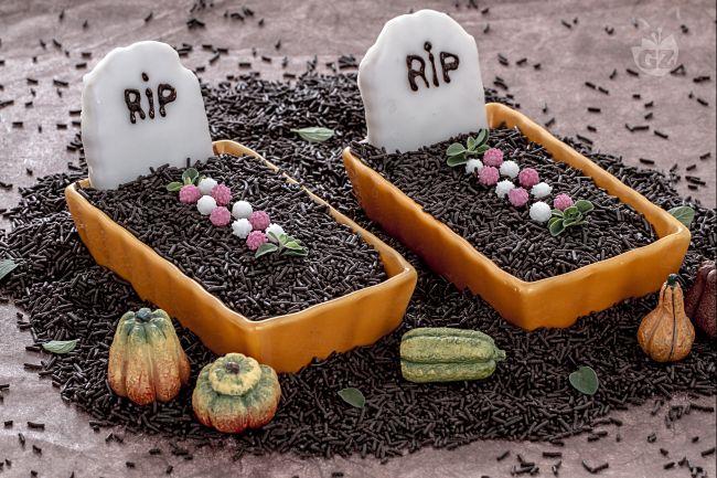 tombe di halloween